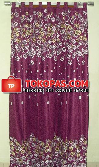 Gordyn poppy ungu