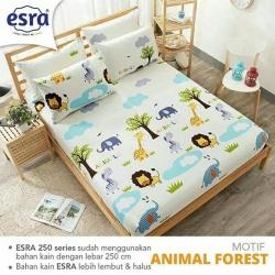 Sprei STAR Animal Forest