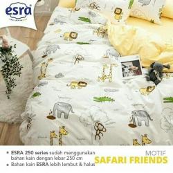 Sprei ESRA Safari Friends