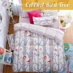 Sprei catra Bird Tree