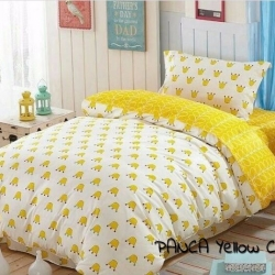 sprei-panca-yellow-crown 2