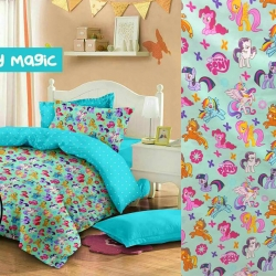 Sprei Star Little-Pony-Magic-Tosca