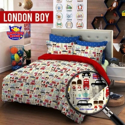 sprei-star-London-Boy