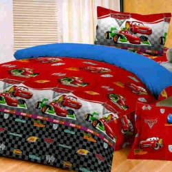 sprei-star-cars-2-merah