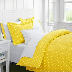Sprei Star dottie-Lemon