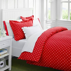 Sprei Star dottie-cherry