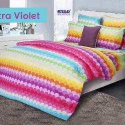 Sprei Star ultra-violet