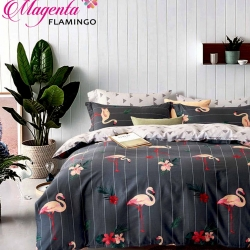 Sprei MAGENTA Flamingo