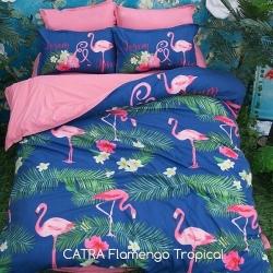 sprei-catra-flaminggo-tropical