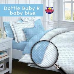 Sprei Star Dottie-Baby-Baby-Blue