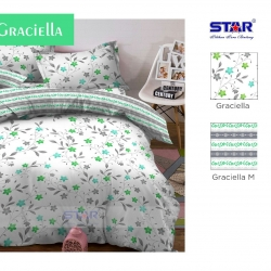 sprei-star-graciella-hijau