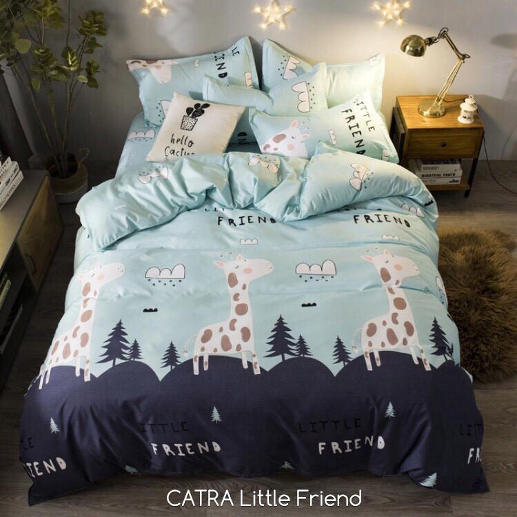 Sprei CATRA / OMAR / SG / NIRWANA Little Friend