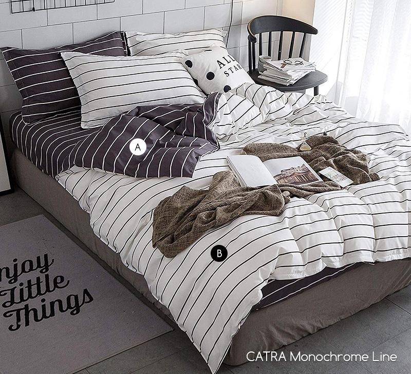 Sprei CATRA Monochrome Line